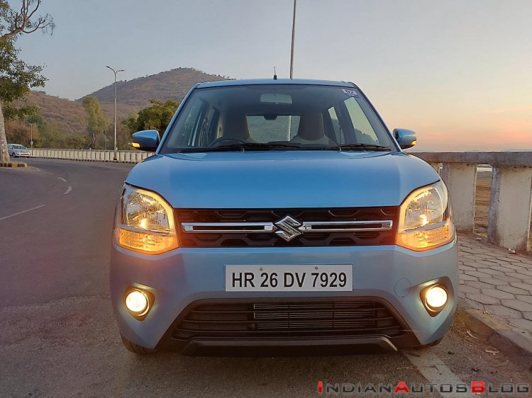 2019 Maruti Wagon R Review Images Front 1 2383 D82