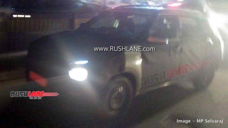 2020 Hyundai Creta Led Headlight Tail Light India