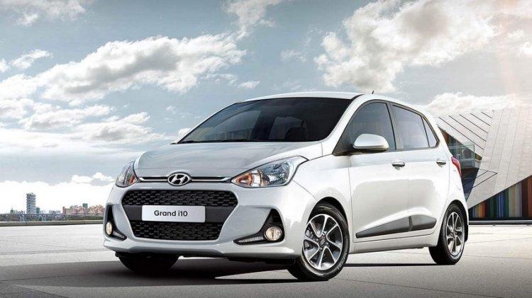 Car Hire Mauritius Hyundai Grand I10 Car Rental Lo