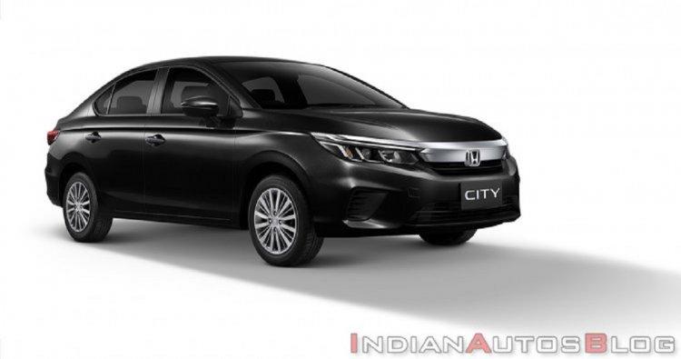 2020 Honda City Exterior Static 8 73af