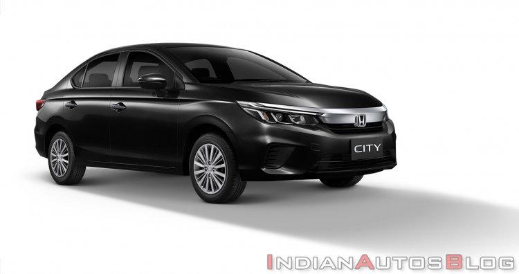 2020 Honda City Exterior Static 8