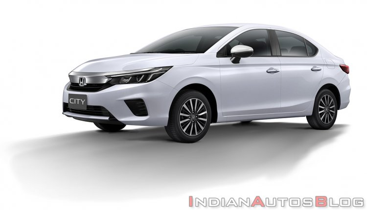 2020 Honda City Exterior Static Front Quarters 1 1