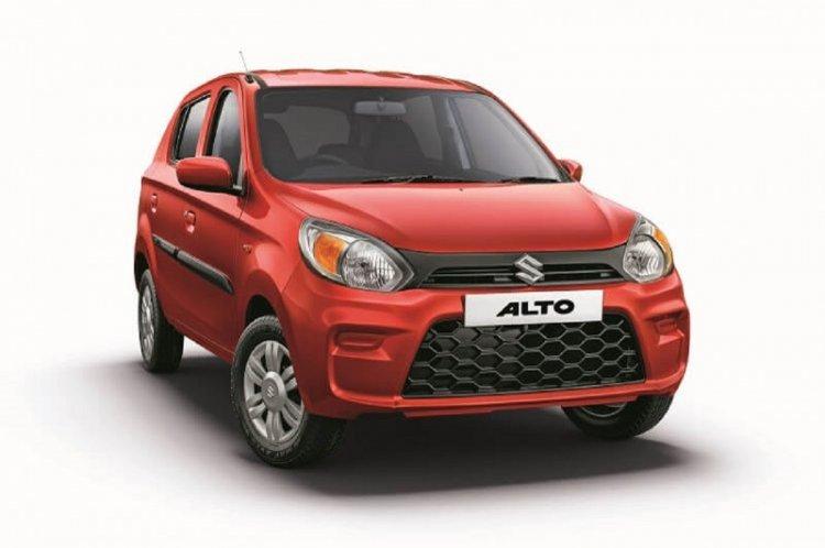 2019 Maruti Suzuki Alto 5729