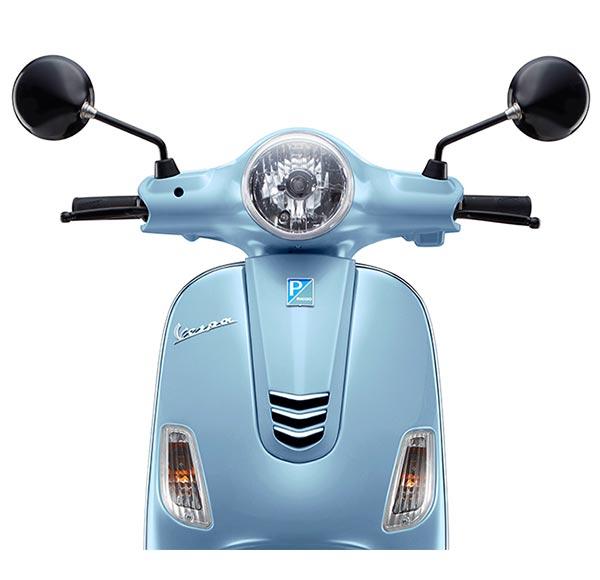 Vespa Urban Club Azzurro Provenza Front 93a5