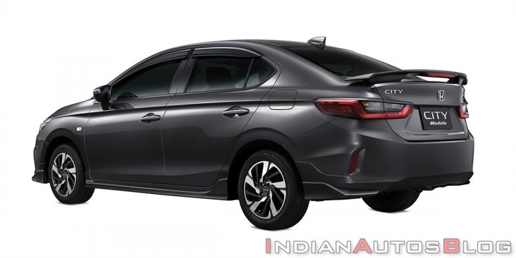 2020 Honda City Modulo Accessories 8 C3d0