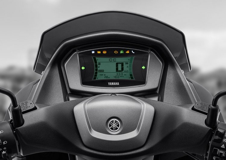 2020 Yamaha Nmax 155 Instrument Console