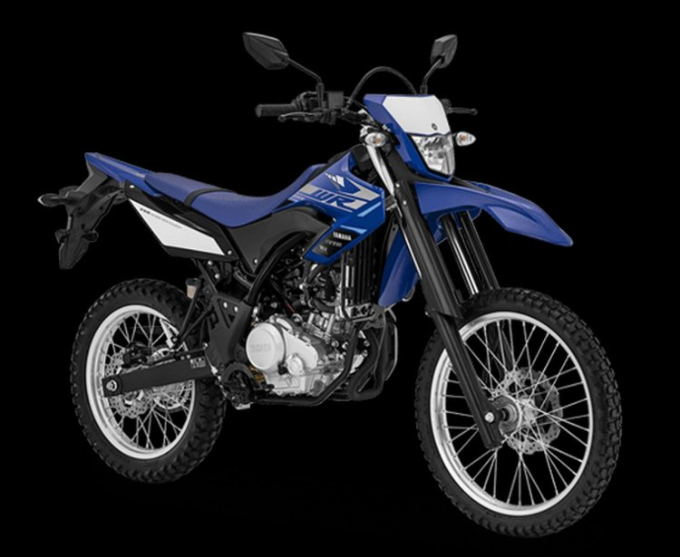 New Yamaha Wr 155r Yamaha Blue