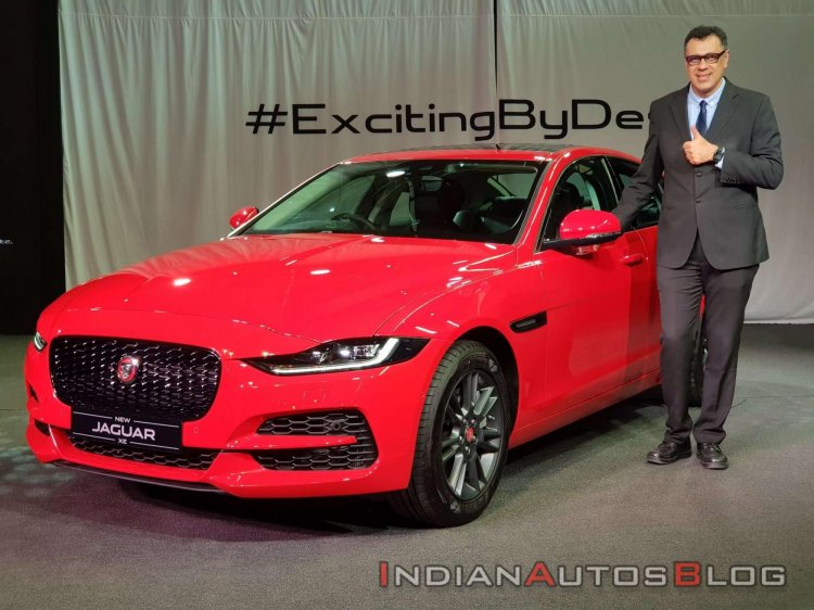 Indian Spec New Jaguar Xe Facelift Launch