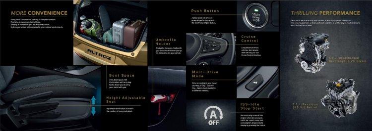 Tata Altroz Brochure Variants Details 8 7448