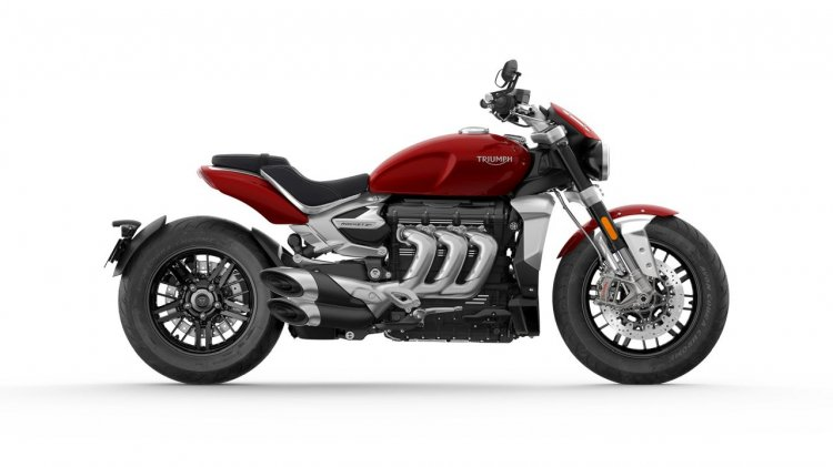 Triumph Rocket 3 R Studio Right Afe7