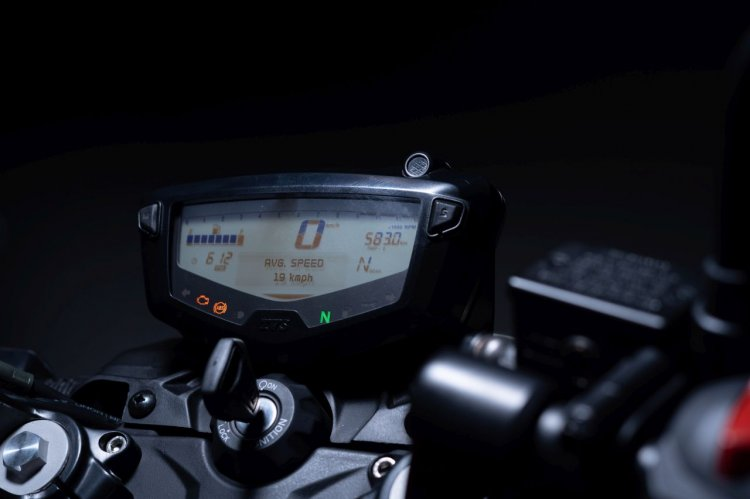 Bs Vi Tvs Apache Rtr 200 4v Review Instrument Cons