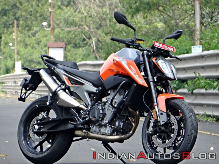 Ktm 790 Duke First Ride Review Profile Right Front