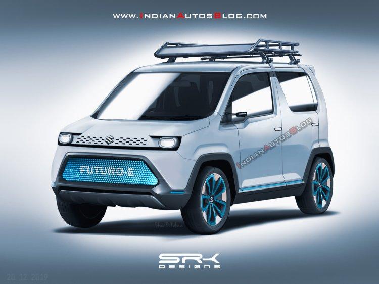 Maruti Suzuki Futuroe Concept Fd15