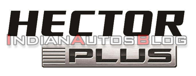Mg Hector Plus Logo Trademark Application