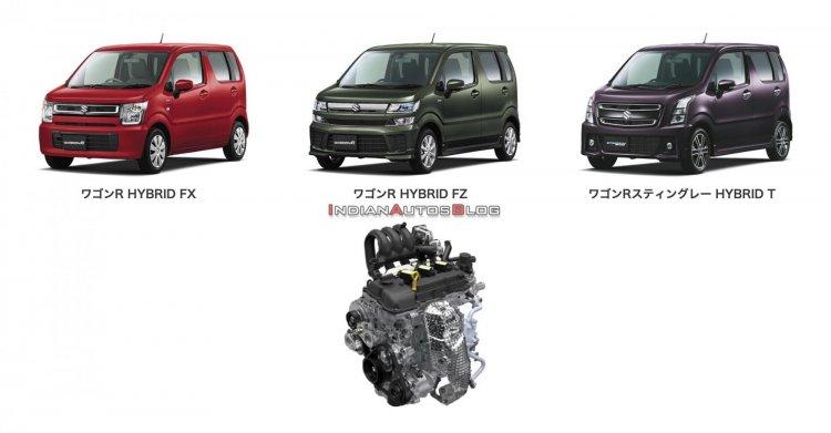 Jdm Spec Suzuki Wagonr And Jdm Spec Suzuki Wagonr