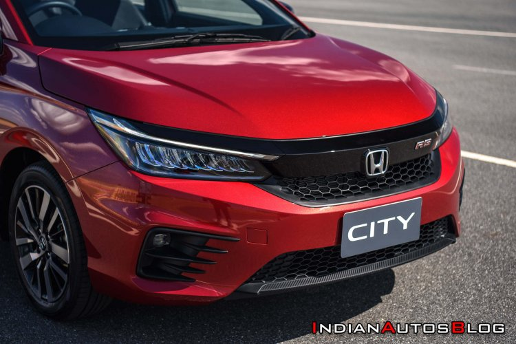 2020 Honda City Front Fascia Media Drive 540f