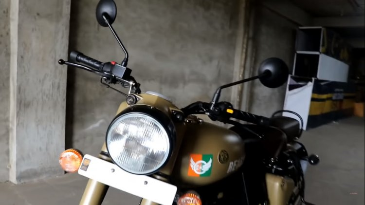 Bs Vi Classic Signals Headlight