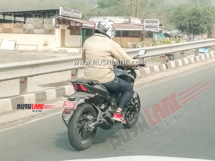 Bs Vi Bajaj Dominar 400 Right Rear Quarter 6773