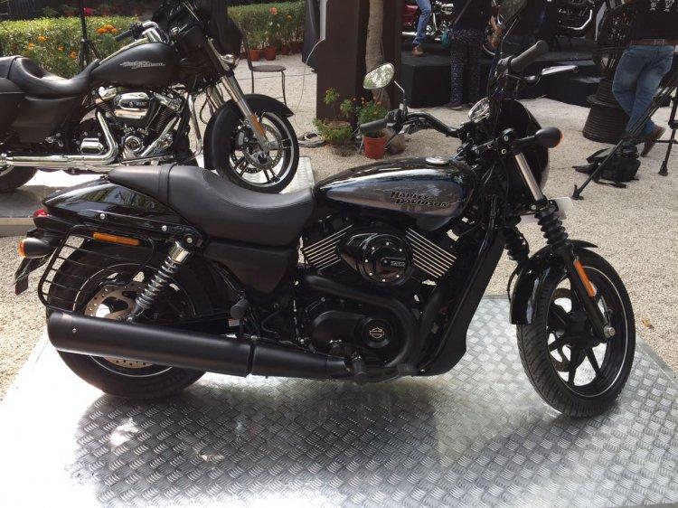 Harley Davidson Street 750 6d2a