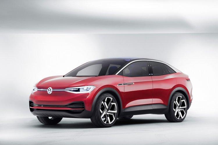 Vw I D Crozz Ii Concept Auto Expo 2020 Model
