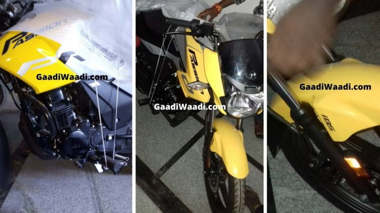 Bs Vi Hero Passion Pro Spied Ahead Of Launch Desig