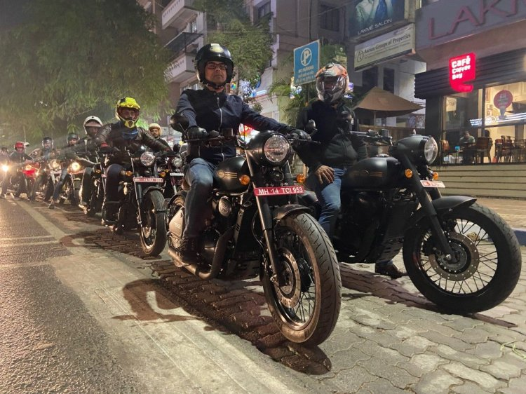 Classic Legends Announce Perak Fridays Night Rides