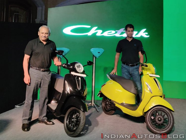 Bajaj Chetak Launch Profile