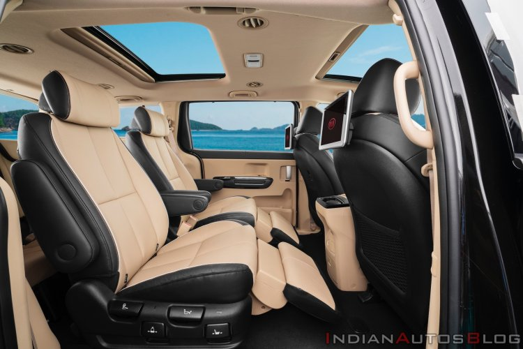 Indian Spec Kia Carnival Vip Seats