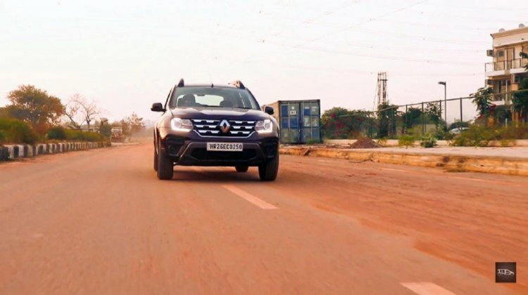 2019 Renault Duster Review Images Action Front 1 A