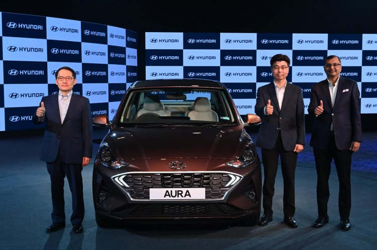 Hyundai Aura Launched 2