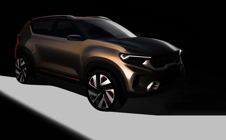 Kia Sonet Compact Suv Concept 2 2