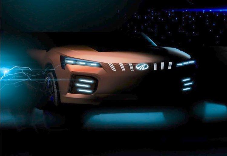 2020 Mahindra Xuv500 Concept Ev Auto Expo 2020 Tea
