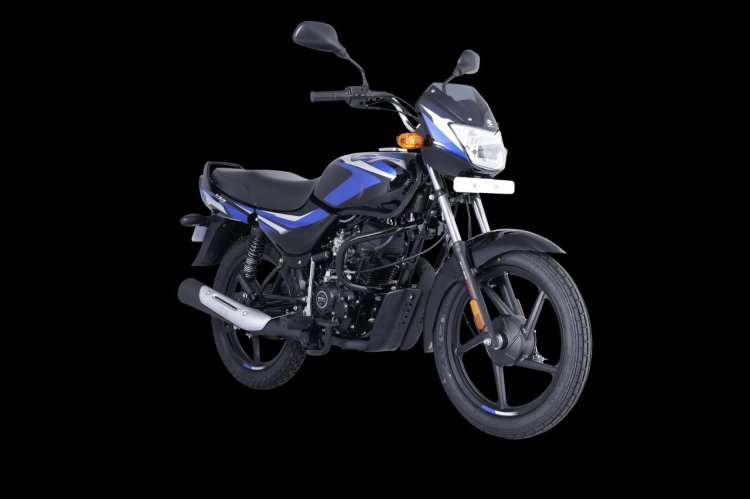 Bs Vi Bajaj Ct100 Right Front Quarter F5b2
