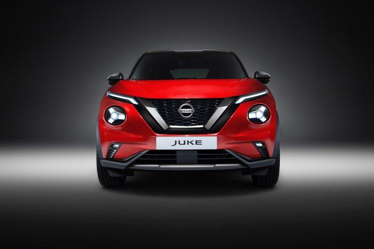 2020 Nissan Juke Front 94bd