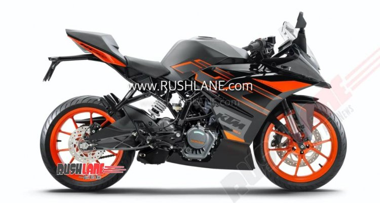 Bs Vi Ktm Rc 200 Side Profile Spy