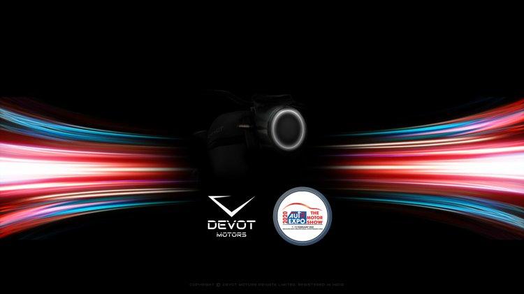 Devot Motors Auto Expo 2020 Teaser Image