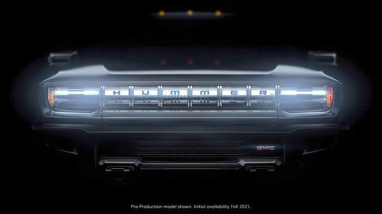 2022 Gmc Hummer Ev Teaser Enhanced