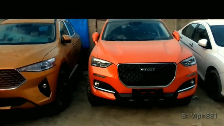 Haval F5 And F7 Suvs Auto Expo 2020 9