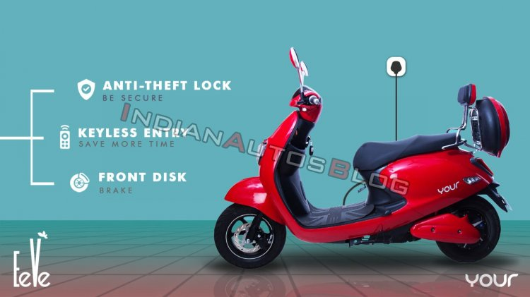 Eeve Your Electric Scooter Key Features 13ef