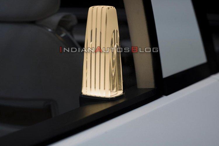 Tata Sierra Ev Concept Beacon Light