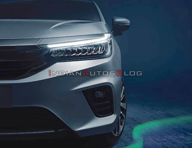 2020 Honda City Teaser