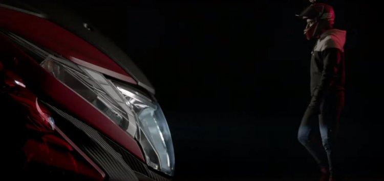 Bs Vi Honda Dio Teaser Apron 3380