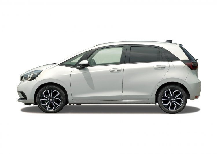 2020 Honda Jazz Home Profile