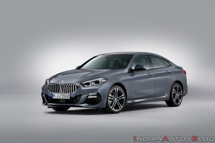 Bmw 2 Series Gran Coupe Front Three Quarters