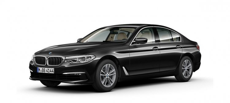 Bmw 5 Series 530i Sport Front Three Quarters