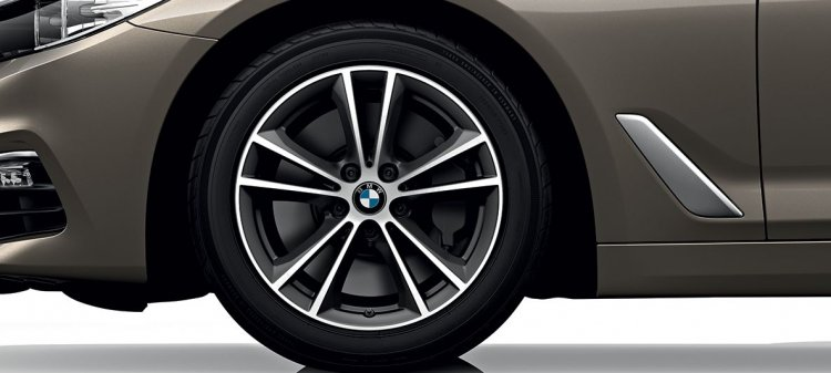 Bmw 5 Series 530i Sport Wheel 8471