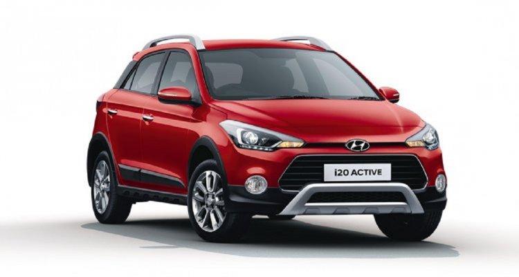 2019 Hyundai I20 Active 3 F629
