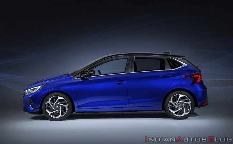 hyundai i20 bs6 launch date in india Profile Side