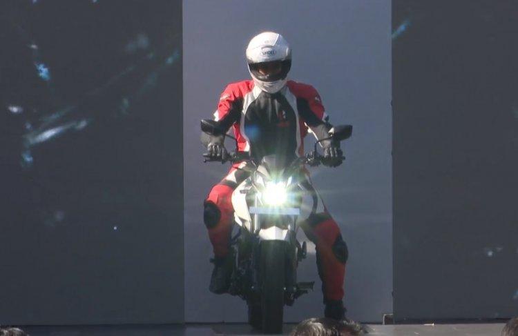 Hero Xtreme 160r Front