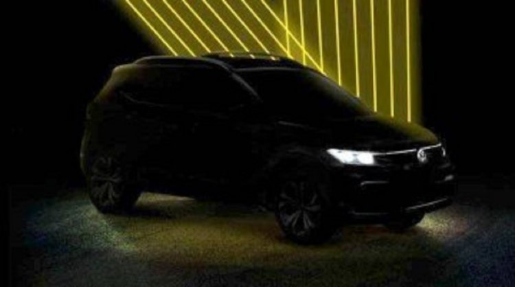 Vw Mqb A0 In Suv Auto Expo 2020 Teaser F44f